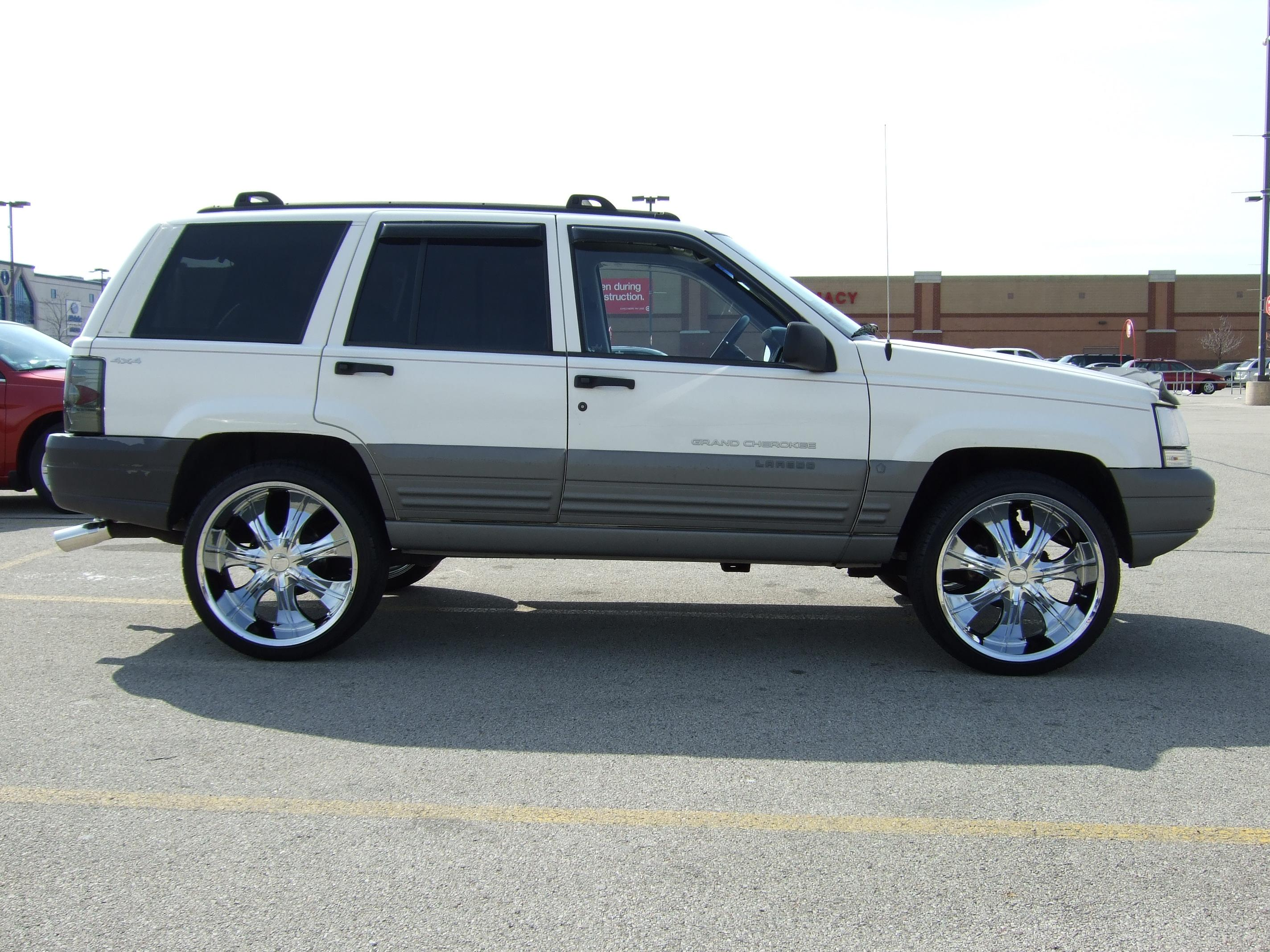 purplecty's 1997 Jeep Grand Cherokee