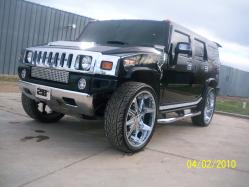 HUMMERH28s 2006 Hummer H2