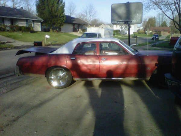 Another nckisham 1978 Plymouth Fury post... - 14372213