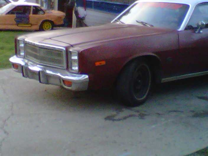 Another nckisham 1978 Plymouth Fury post... - 14372214