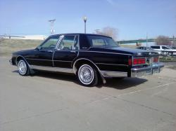 grapewhiteowl's 1987 Chevrolet Caprice Classic