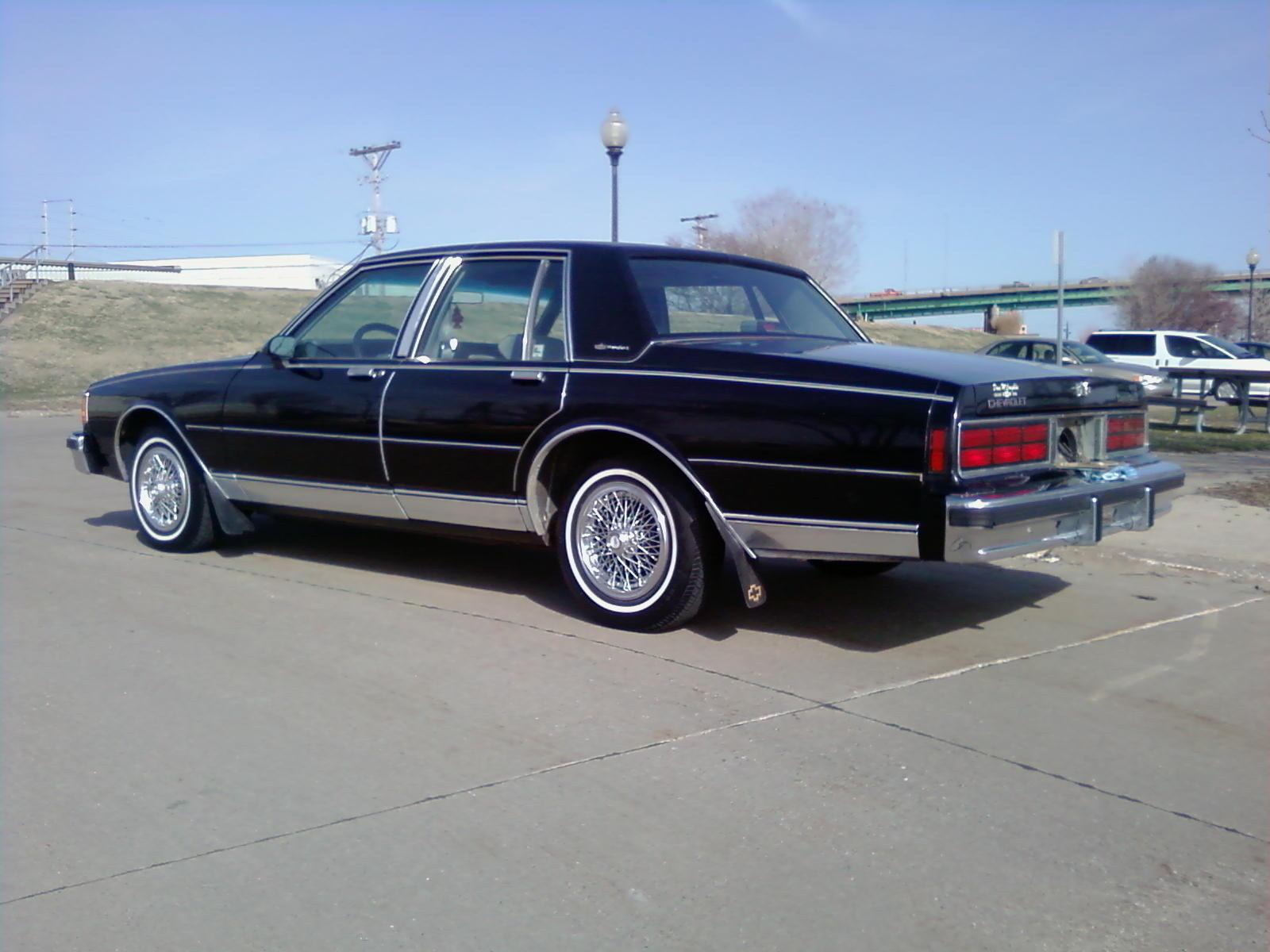 grapewhiteowl 1987 chevrolet caprice classic specs photos modification info at cardomain. Black Bedroom Furniture Sets. Home Design Ideas