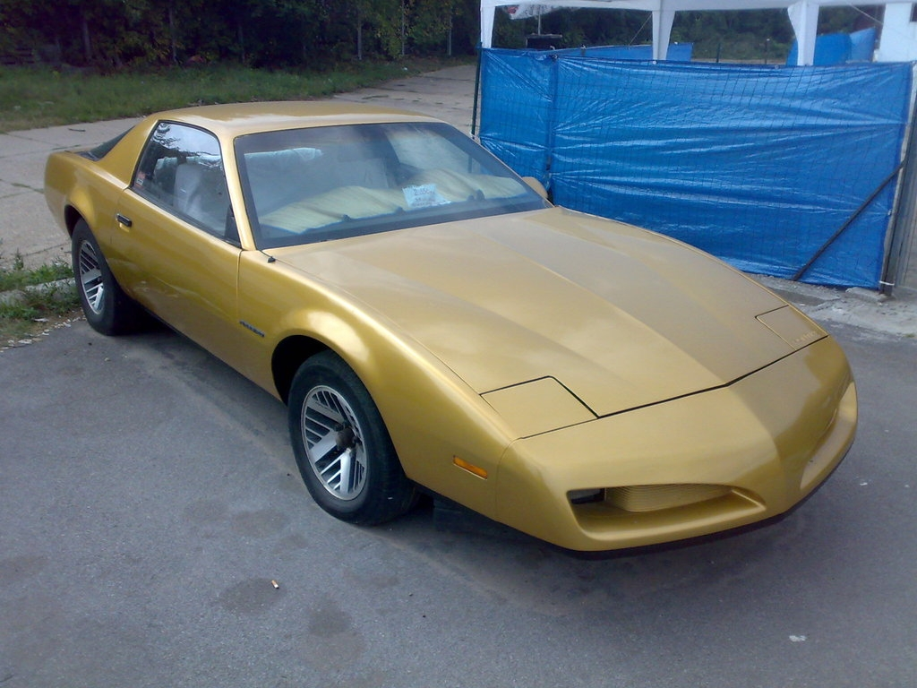 Another popaj 1992 Pontiac Firebird post... - 14374294