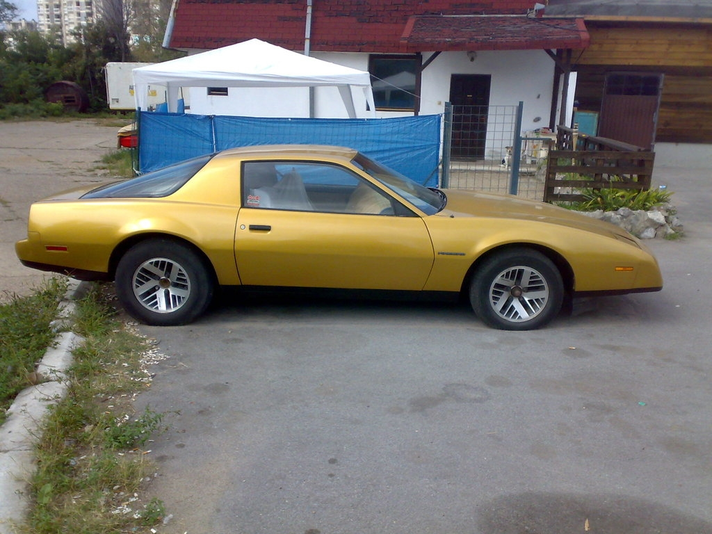 Another popaj 1992 Pontiac Firebird post... - 14374295