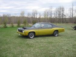 MoparChicky 1974 Plymouth Duster