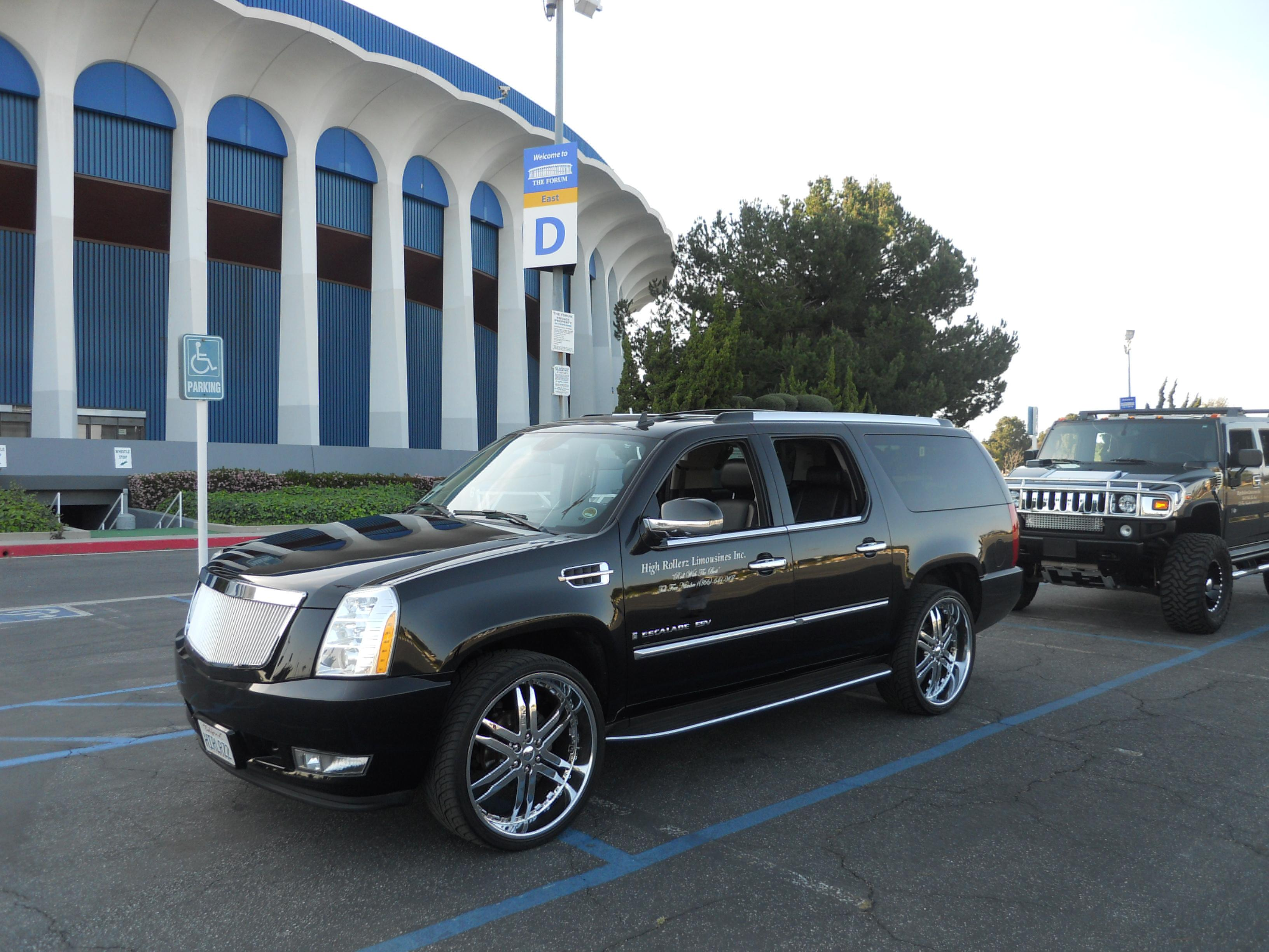 thebmwkid 2007 cadillac escalade esvsport utility 4d specs. Black Bedroom Furniture Sets. Home Design Ideas