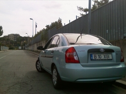 sokeress 2009 Hyundai Accent