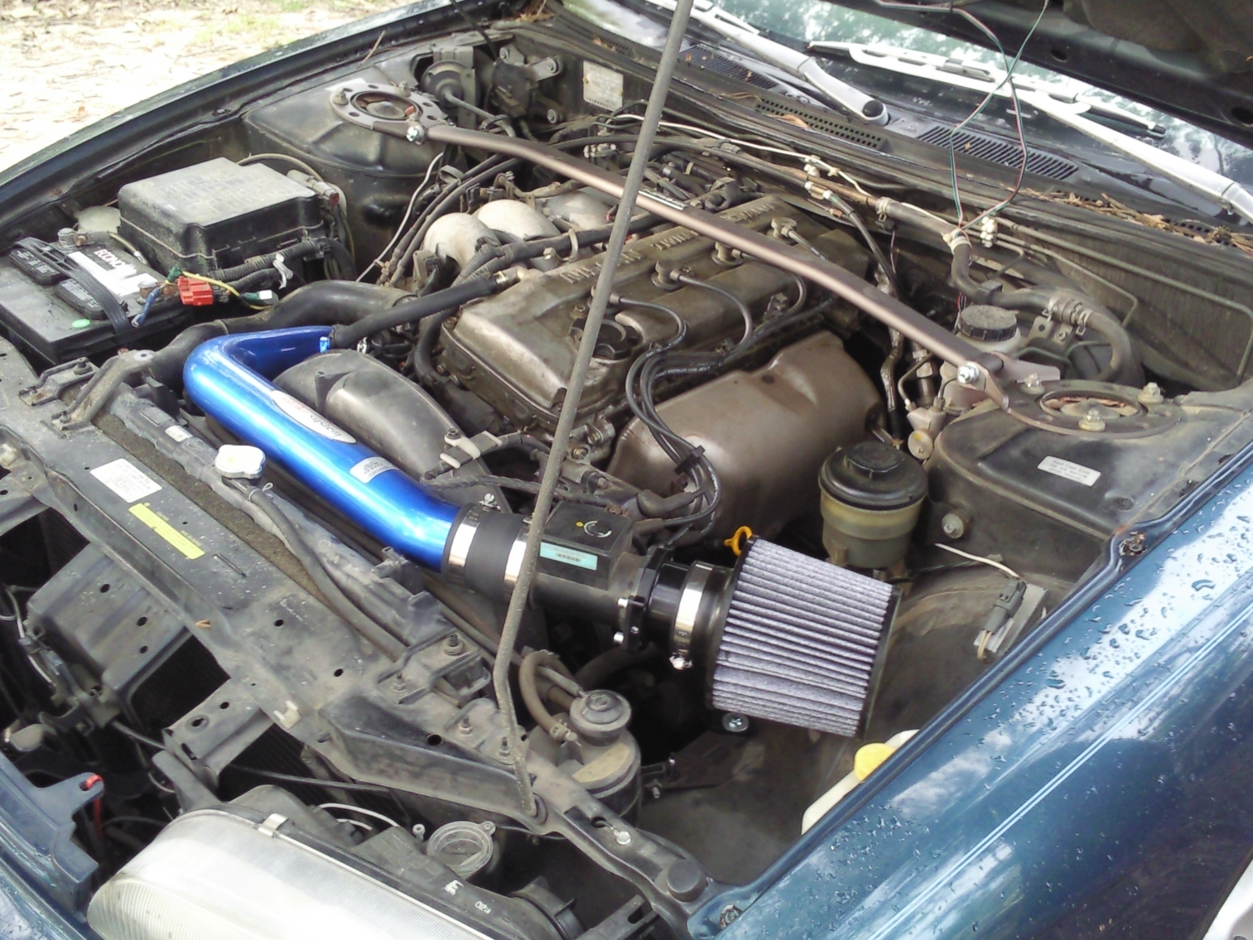 Another K3V01 1995 Nissan 240SX post... - 14376636