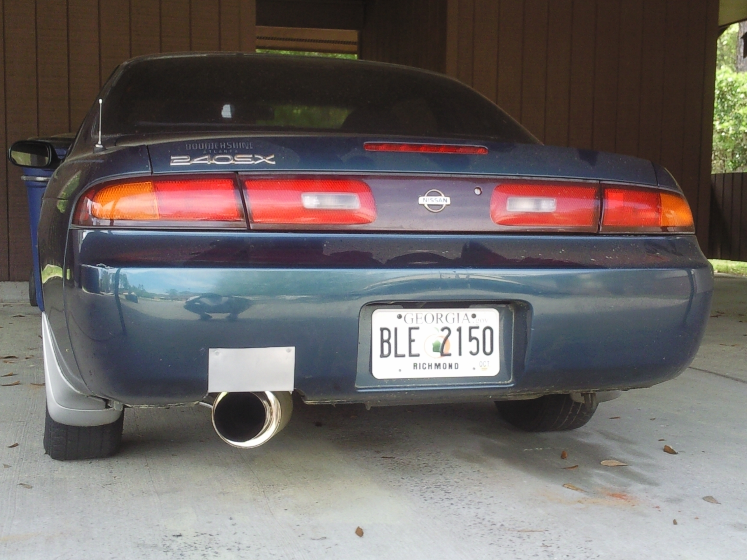 Another K3V01 1995 Nissan 240SX post... - 14376638