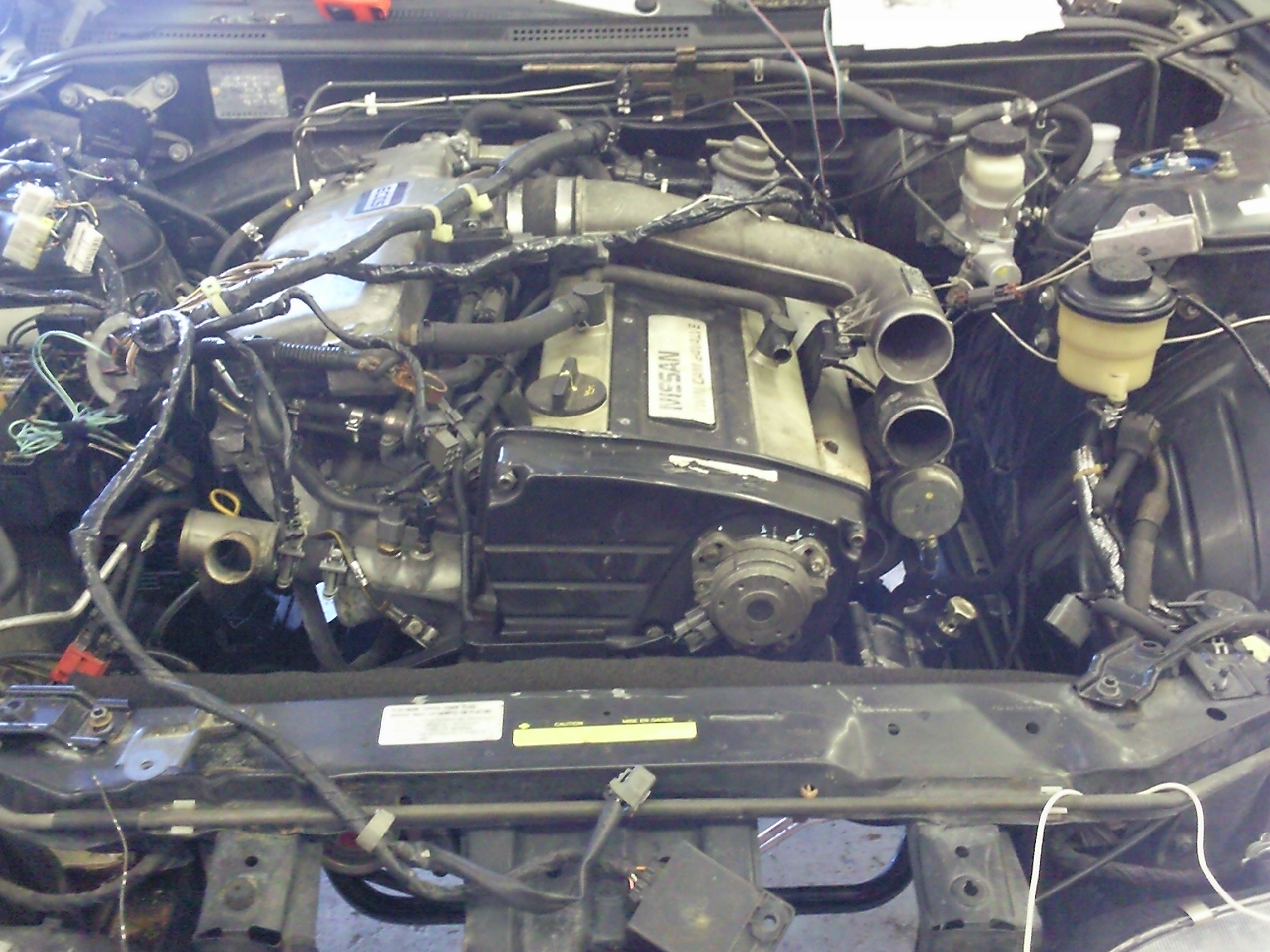 Another K3V01 1995 Nissan 240SX post... - 14376656