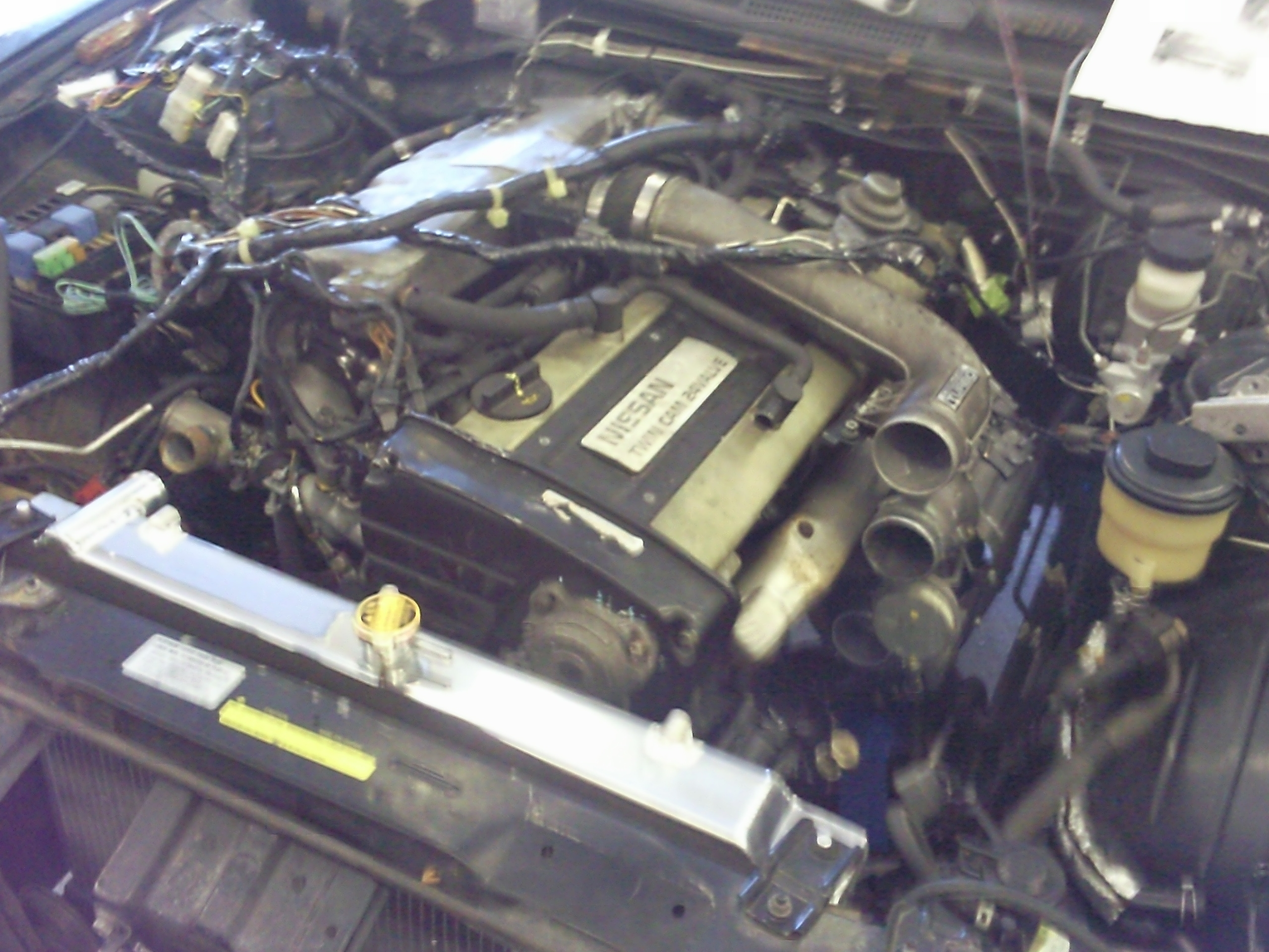 Another K3V01 1995 Nissan 240SX post... - 14376657