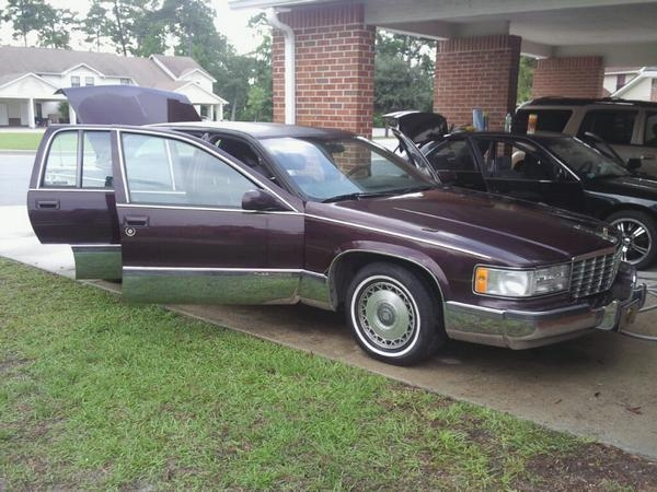 Another K3V01 1995 Cadillac Fleetwood post... - 14376688