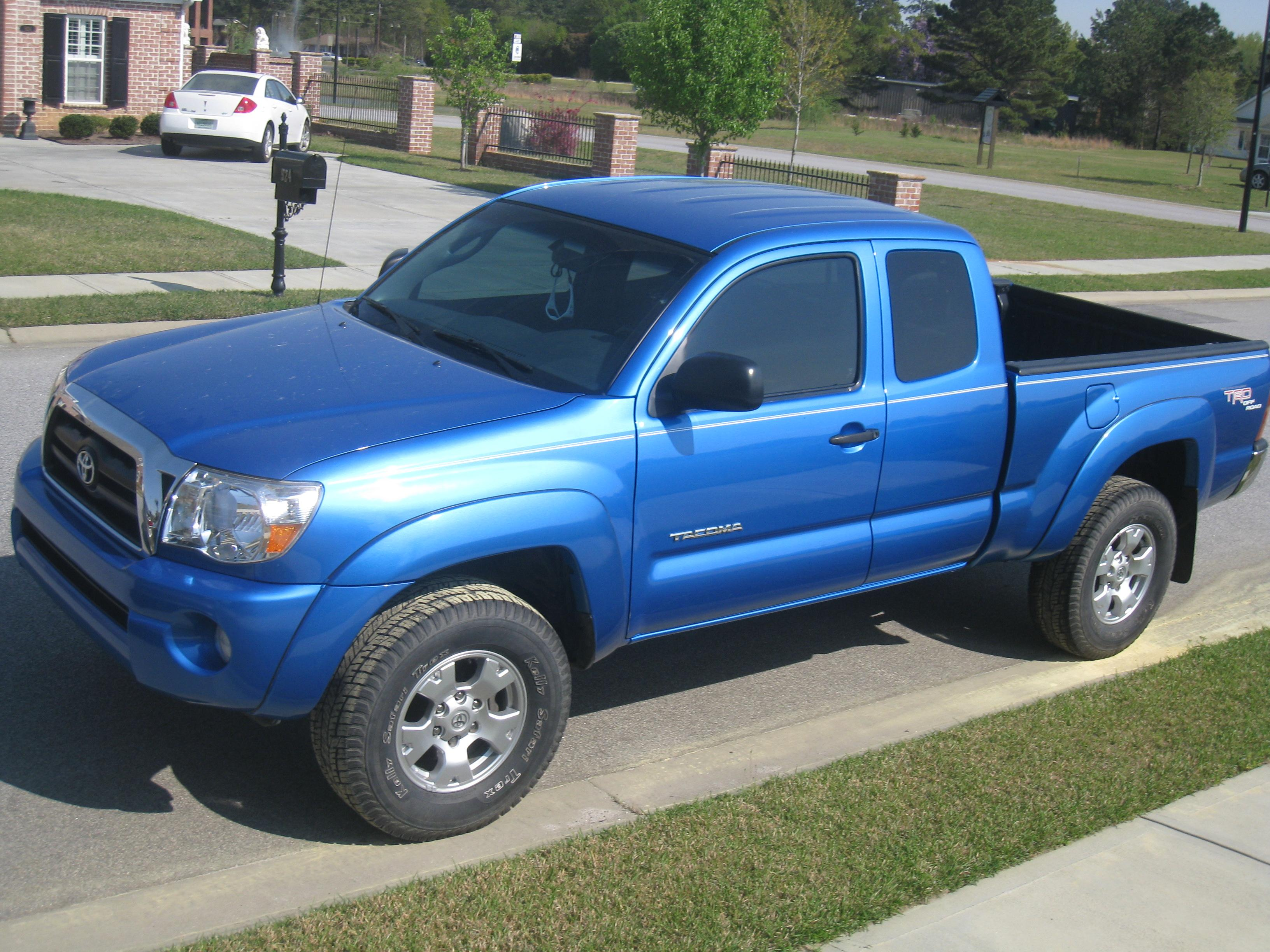 scdude3 2005 toyota tacoma access cab specs photos. Black Bedroom Furniture Sets. Home Design Ideas