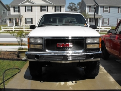 ChevyProudUSMCs 1998 GMC C/K Pick-Up