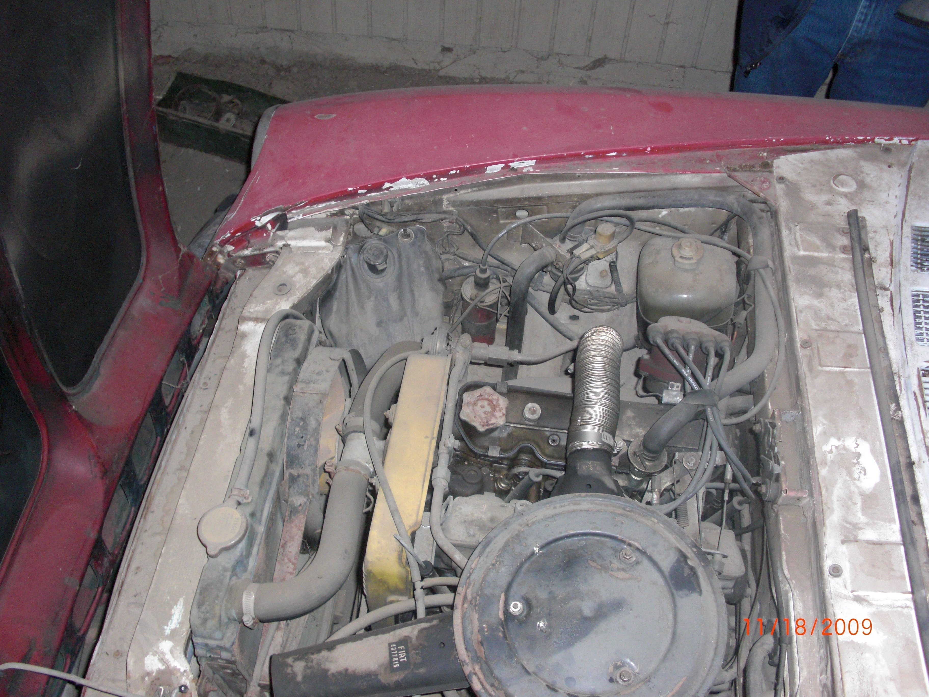 Another mike8301 1978 Fiat Spider post... - 14377600