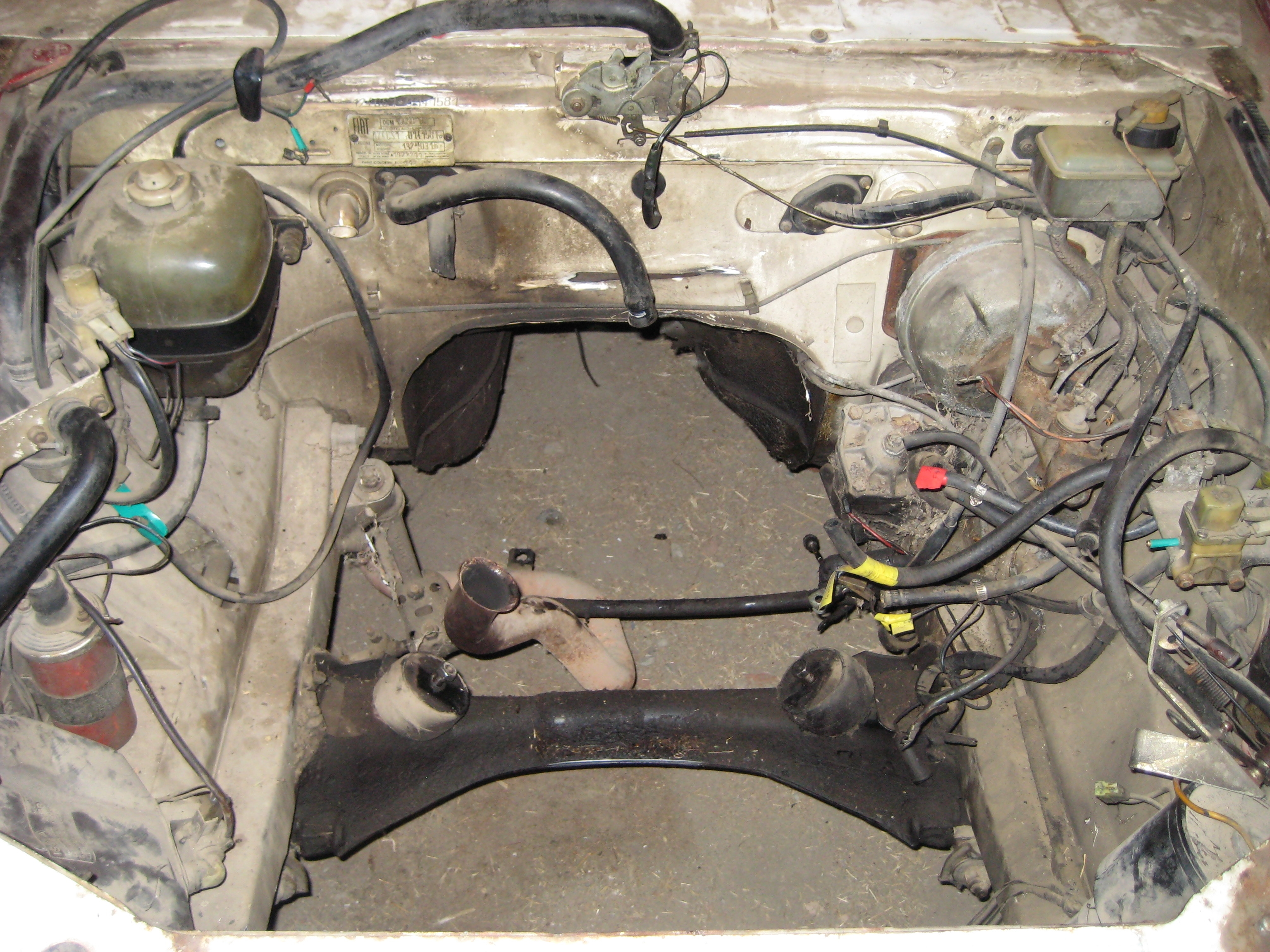 Another mike8301 1978 Fiat Spider post... - 14377616