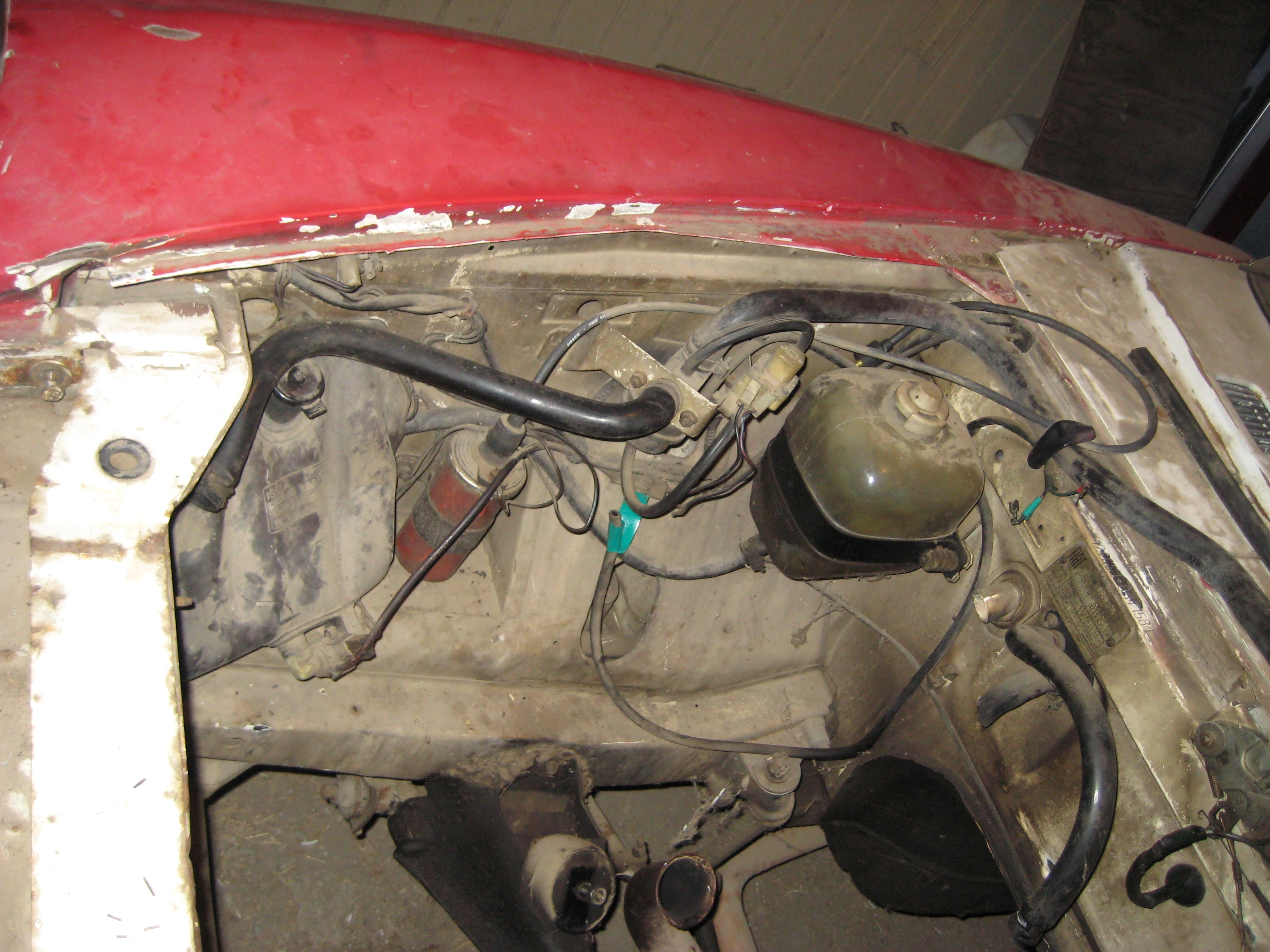 Another mike8301 1978 Fiat Spider post... - 14377617