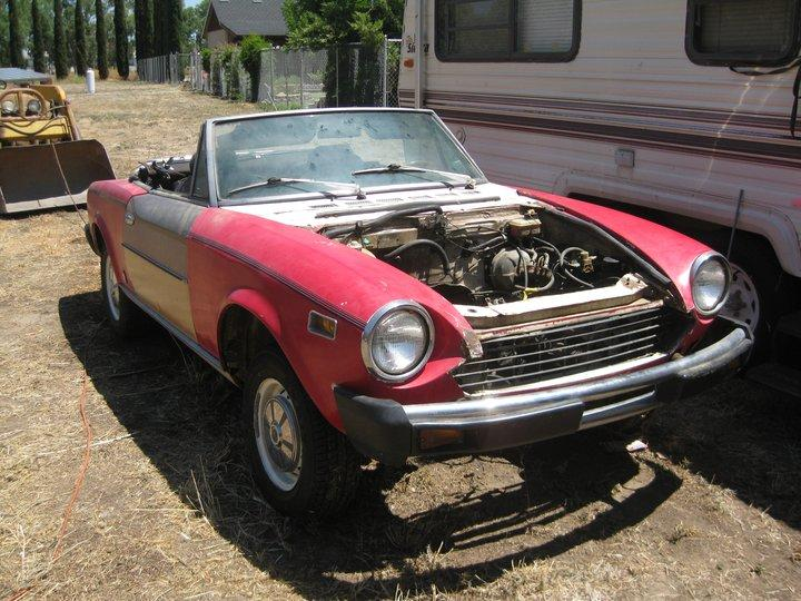 Another mike8301 1978 Fiat Spider post... - 14377634