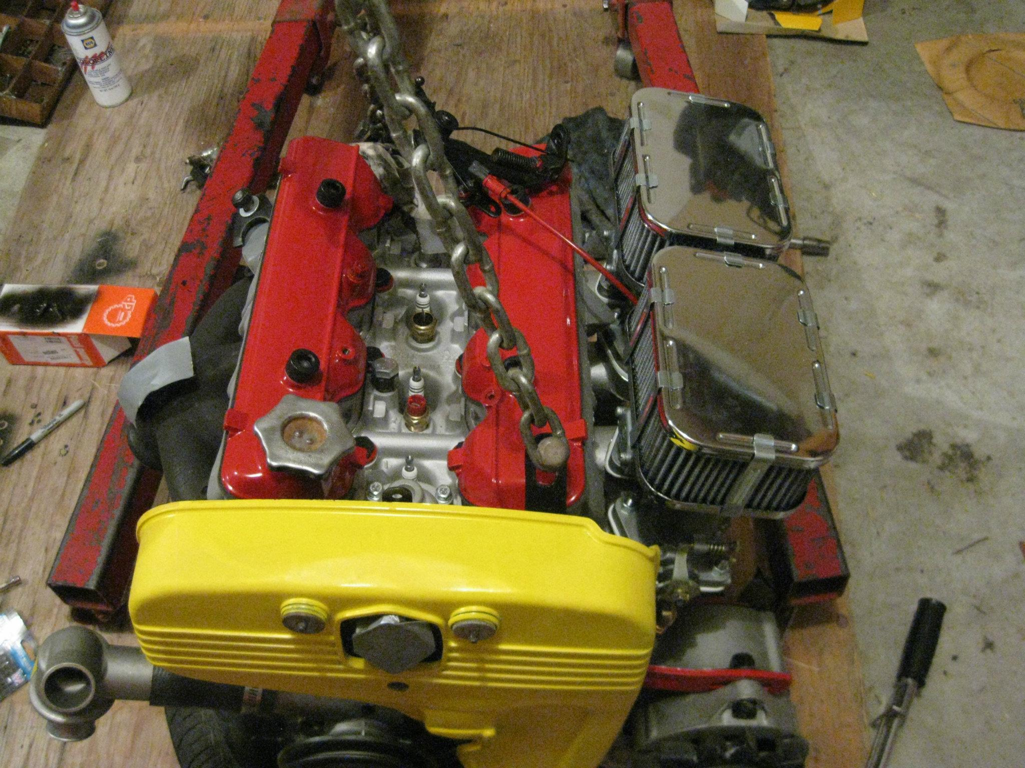 Another mike8301 1978 Fiat Spider post... - 14377640