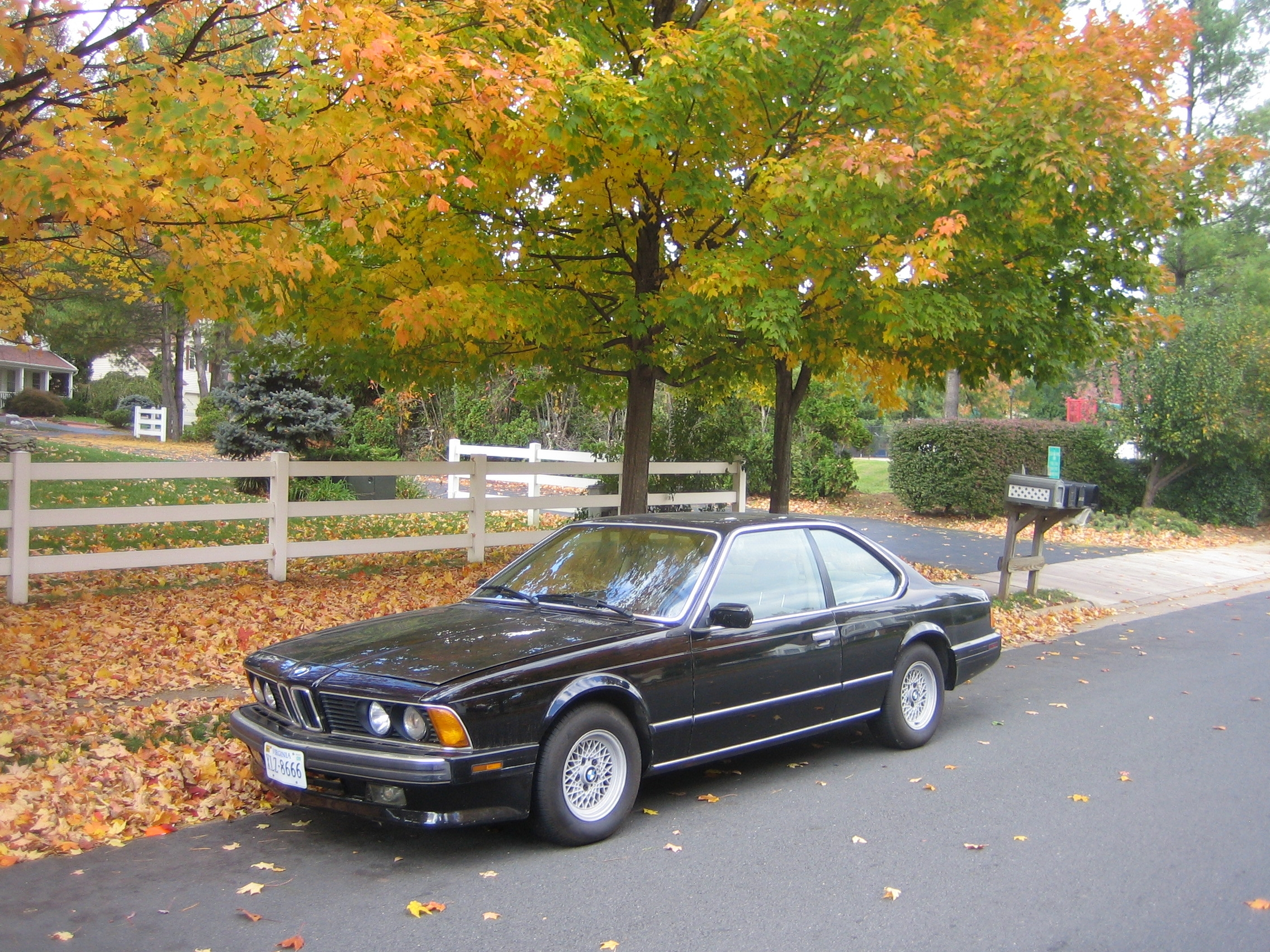 Another craigbprelude 1988 BMW 6 Series post... - 14377920