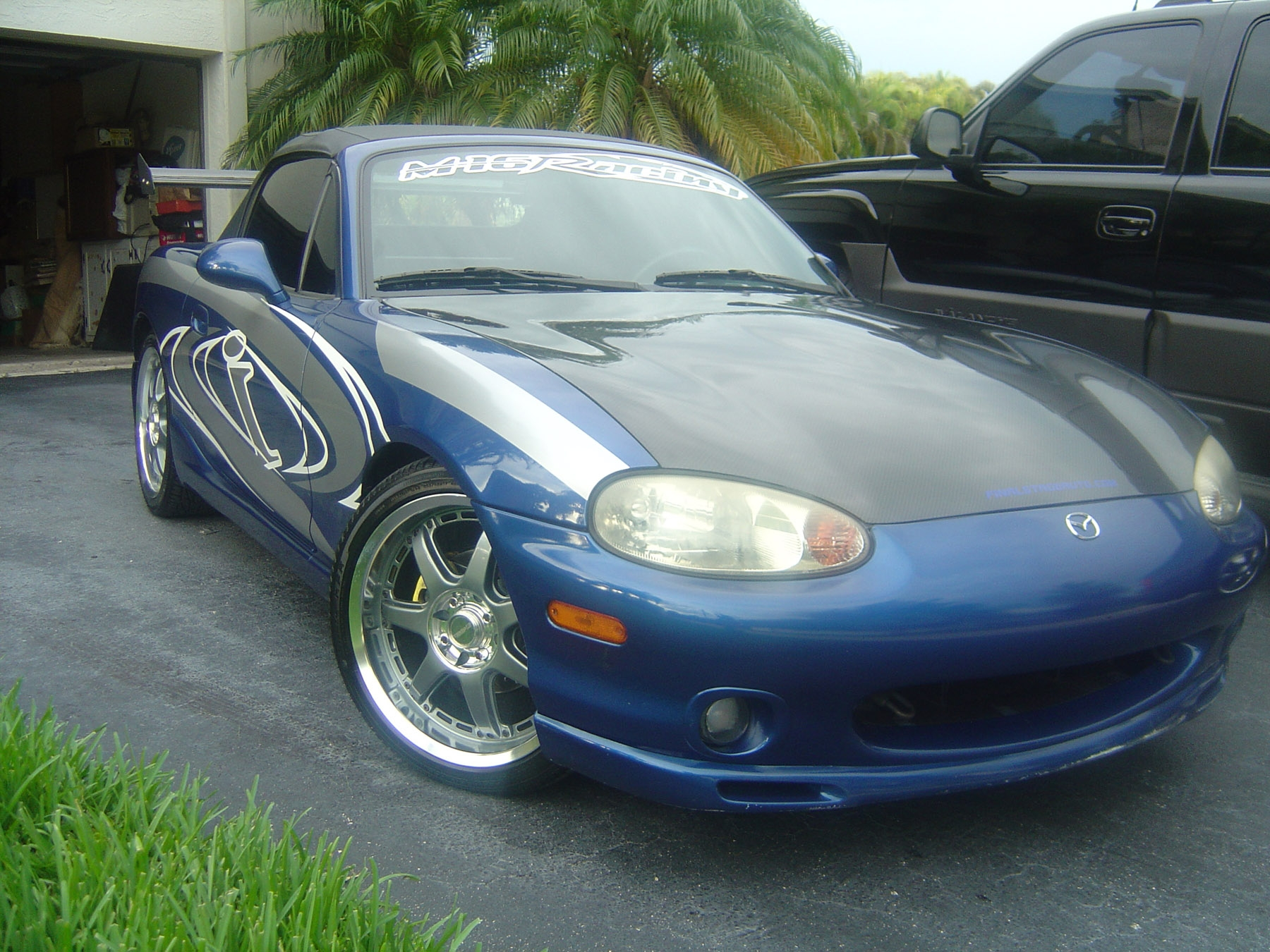 brockb 39 s 1999 mazda miata mx 5 in miami fl. Black Bedroom Furniture Sets. Home Design Ideas