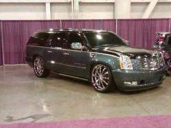 fatboycustoms 2008 Cadillac Escalade ESV