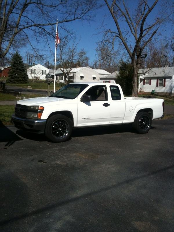 jonathan16's 2004 Chevrolet Colorado Extended Cab