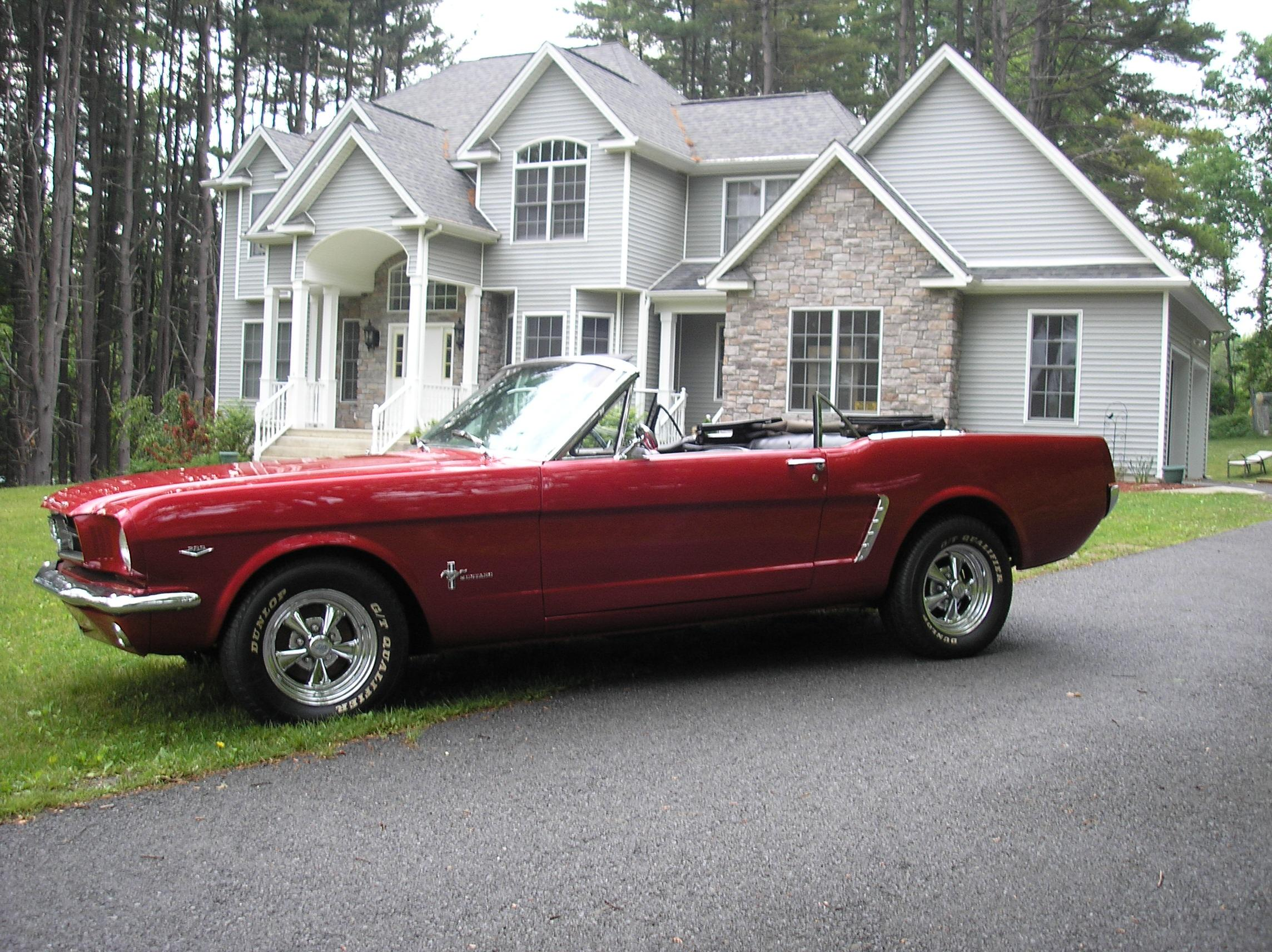 ecasci01 1965 Ford Mustang