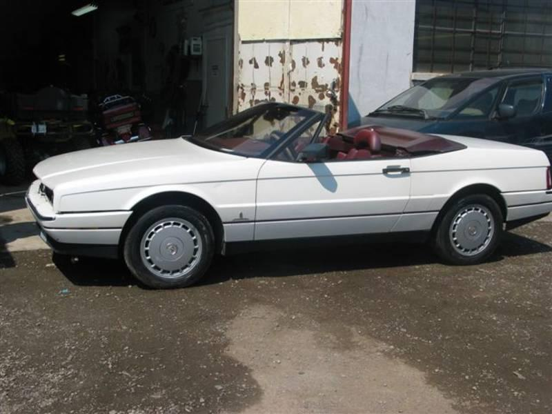 1988_allante 1988 Cadillac Allante Specs, Photos, Modification Info