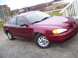 yectiRs 2003 Pontiac Grand Am