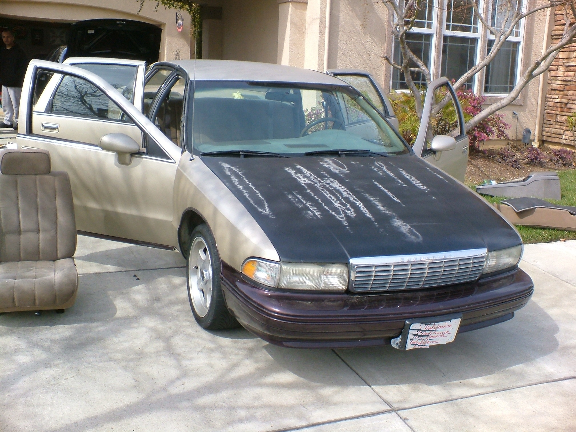 Another MrBbody 1994 Chevrolet Caprice post... - 14382000