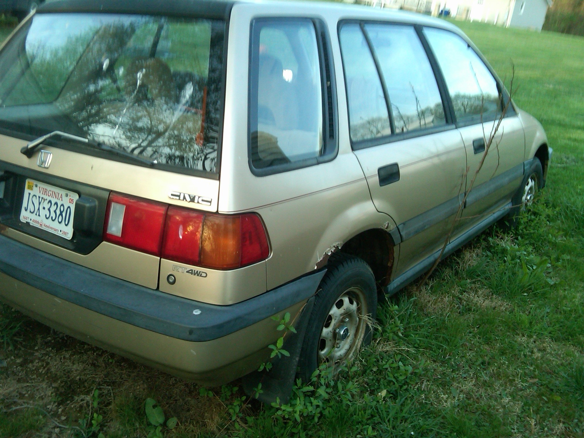 3rd4ce's 1988 Honda Civic