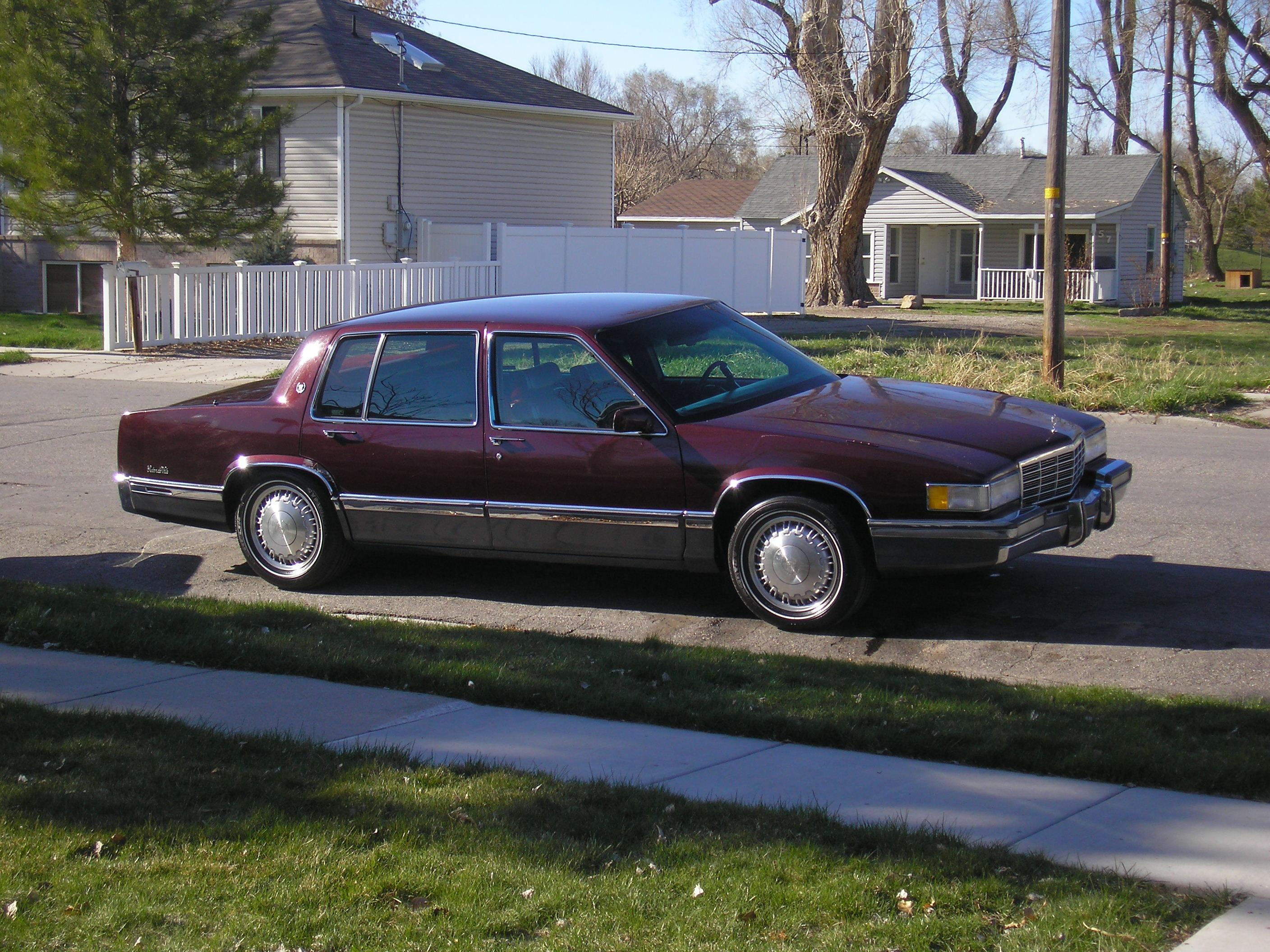 masterpchangs 1991 cadillac deville specs photos. Cars Review. Best American Auto & Cars Review