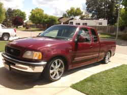 daddoosrocks08s 1998 Ford F150 Regular Cab