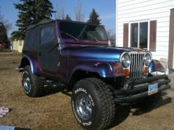 1984ChameleonCJ7s 1984 Jeep CJ7