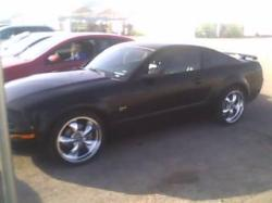 ANIL8R 2009 Ford Mustang