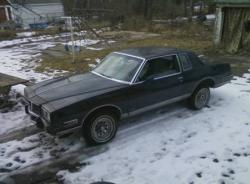 Black_besse 1985 Pontiac Grand Prix