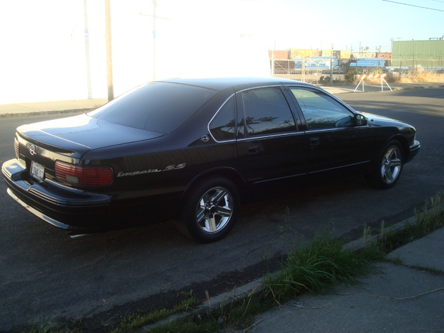 djforce209 1996 Chevrolet Impala 14385207