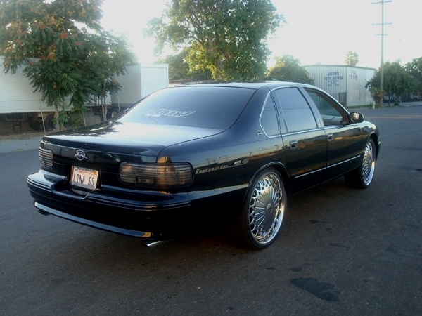 djforce209 1996 Chevrolet Impala 14385228