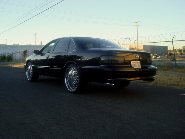 djforce209 1996 Chevrolet Impala 14385229