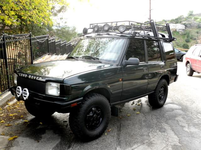 Another bchguy111 1995 Land Rover Discovery post... - 14385294