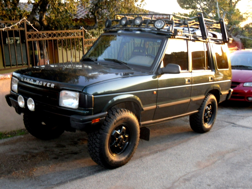 bchguy111 1995 Land Rover Discovery