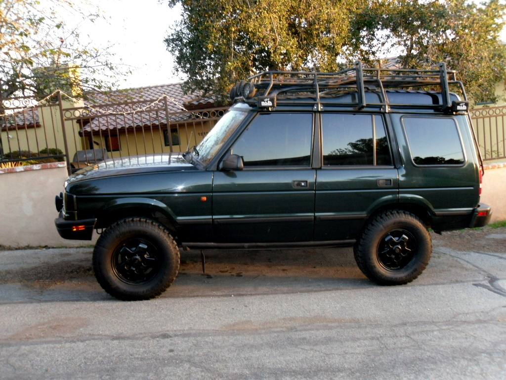 Another bchguy111 1995 Land Rover Discovery post... - 14385296
