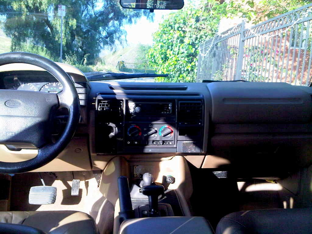 Bchguy111 1995 Land Rover Discovery Specs Photos