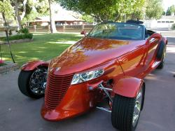 TheRealNiteRider 2001 Chrysler Prowler