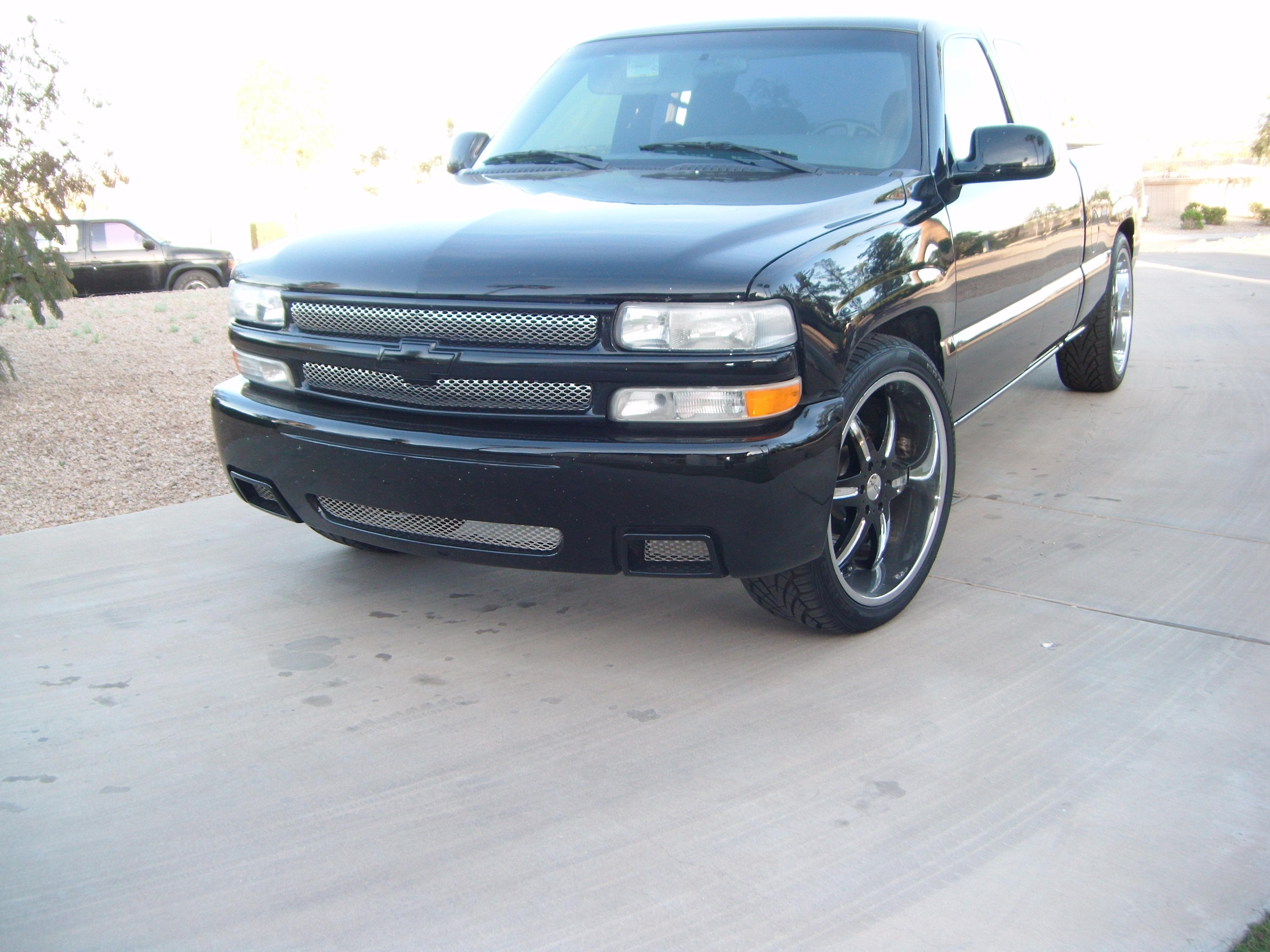 therealniterider 2001 chevrolet silverado 1500 extended. Black Bedroom Furniture Sets. Home Design Ideas