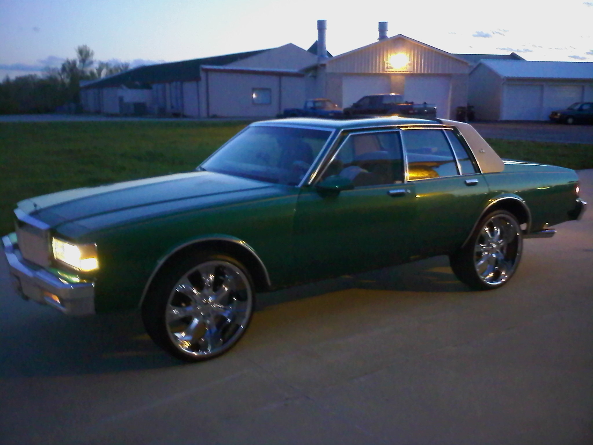 Another crossroads50 1987 Chevrolet Caprice post... - 14386118
