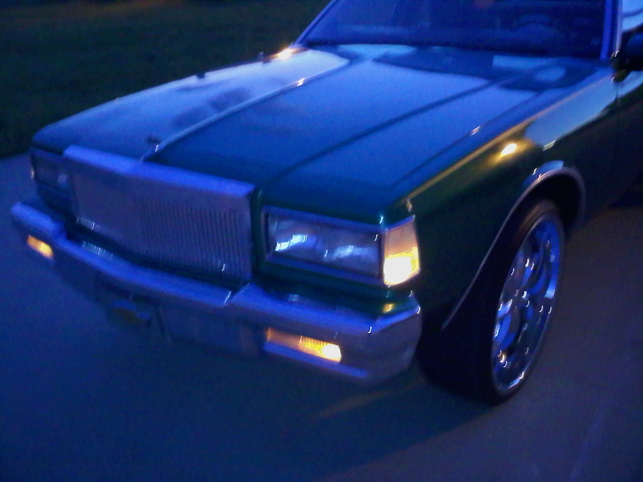 Another crossroads50 1987 Chevrolet Caprice post... - 14386119