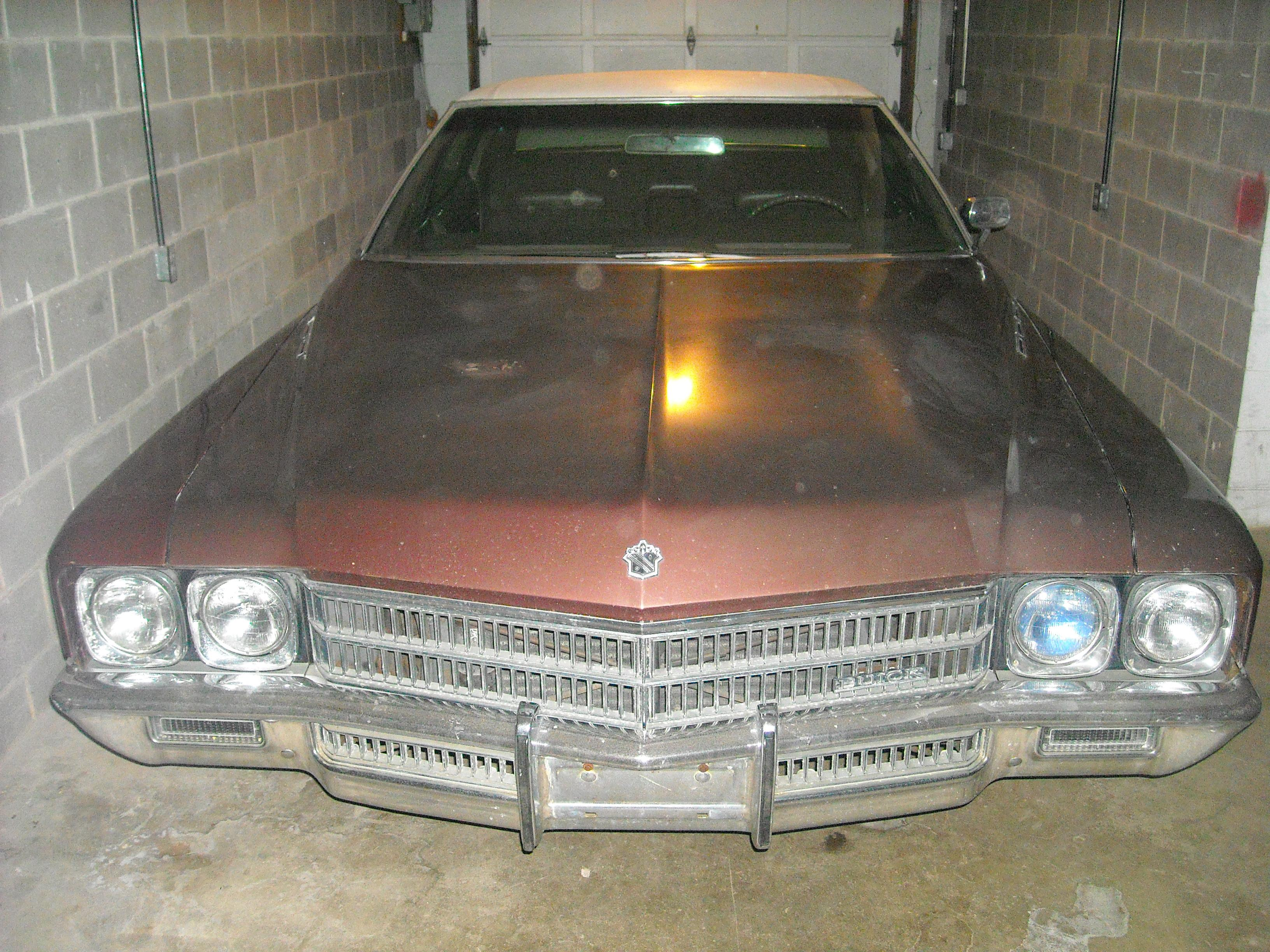 Another fatmizzle2009 1971 Buick Electra post... - 14386170