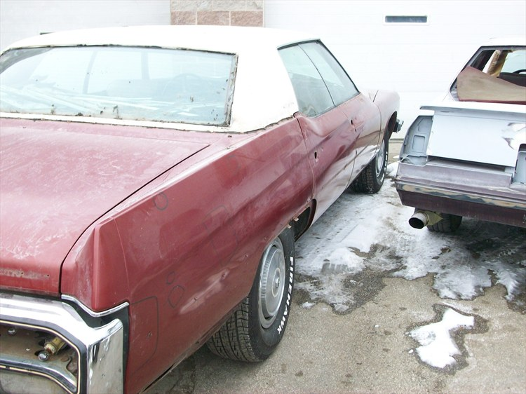 kevwht225's 1973 Buick Electra